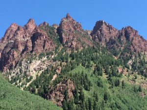 Sievers Mountain - Maroon Bells Snowmass Wilderness